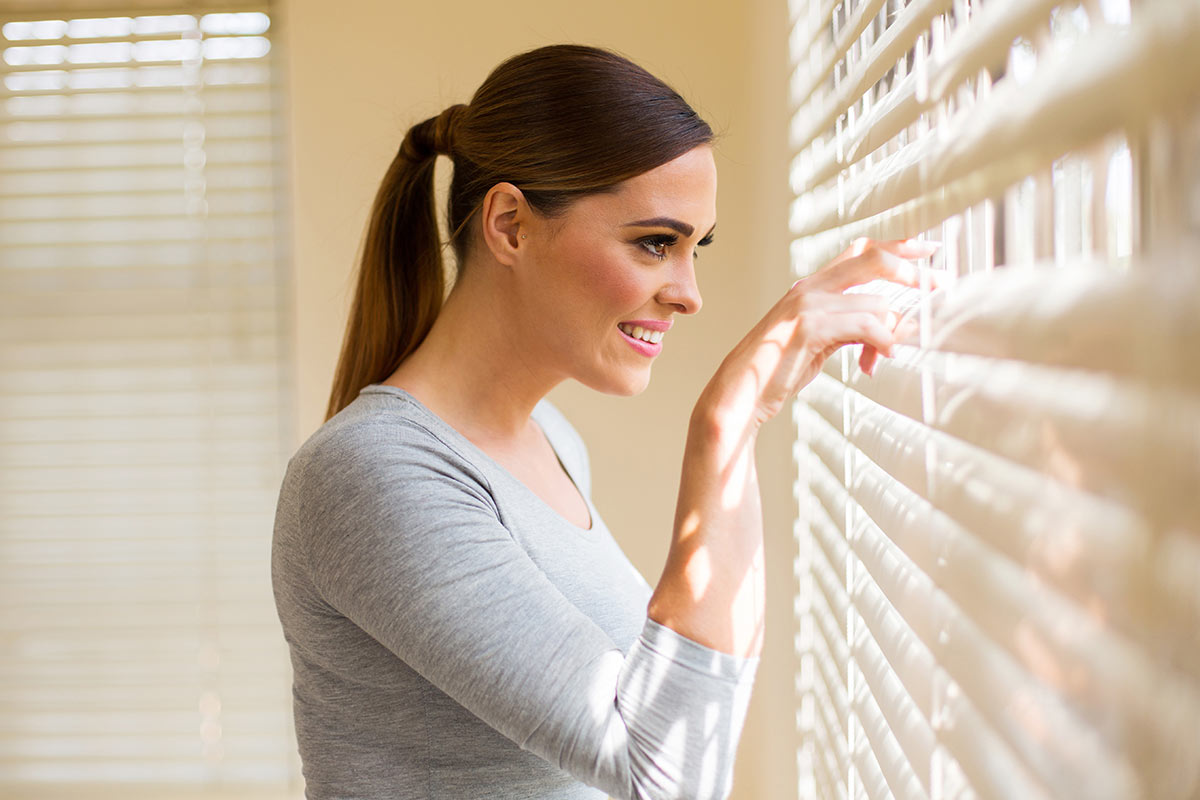 Guidelines for maintaining window blinds